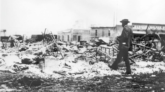 Black Wall Street and the Tulsa Race Riots