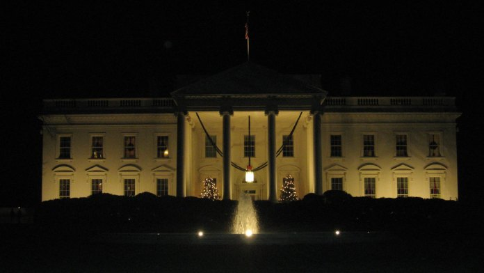 Ghosts in the White House