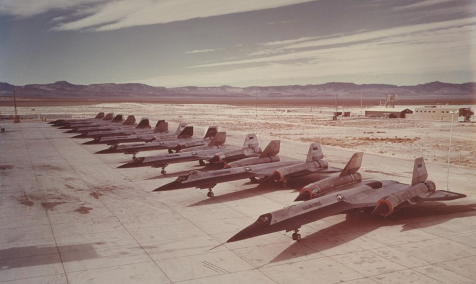 Area 51: A-12 Oxcart