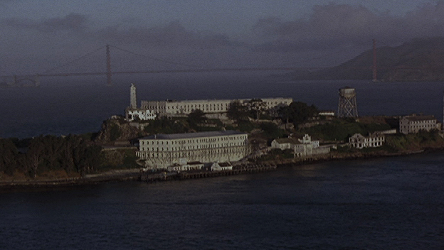 Ghosts of Alcatraz
