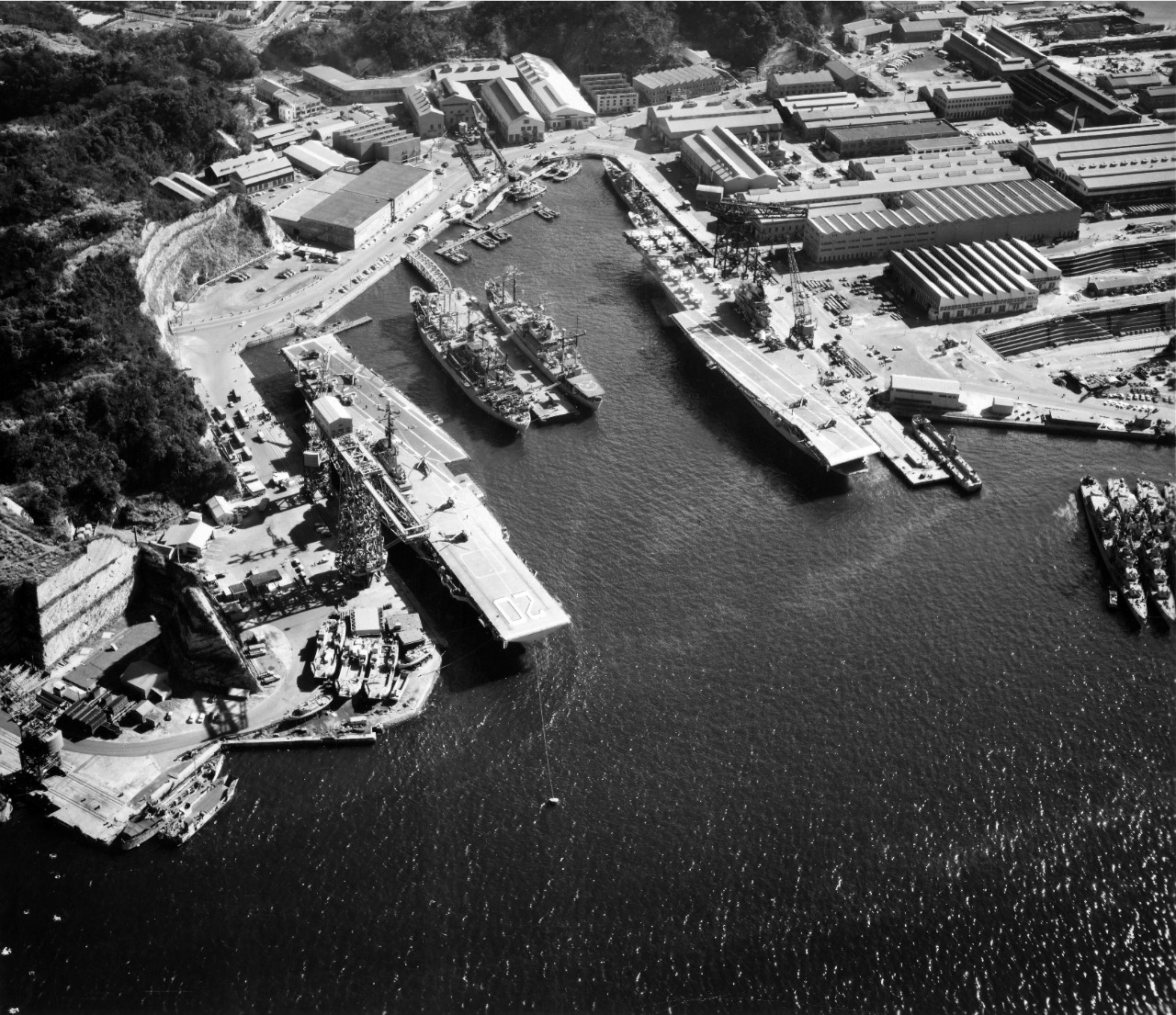 U S Fleet Activities Yokosuka Japan