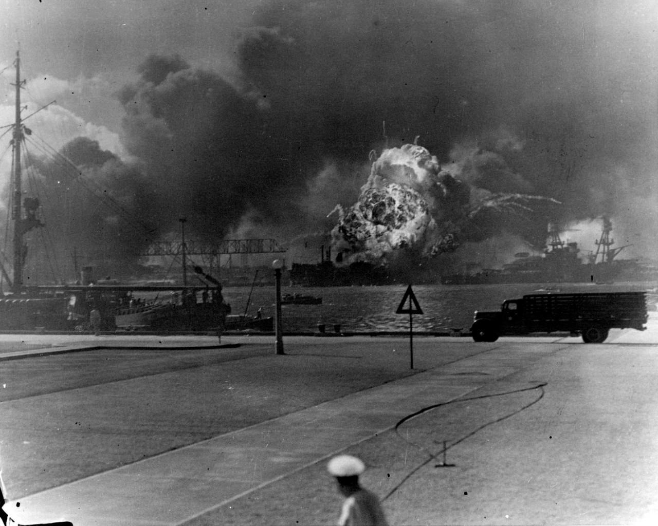 Nh Pearl Harbor 7 December