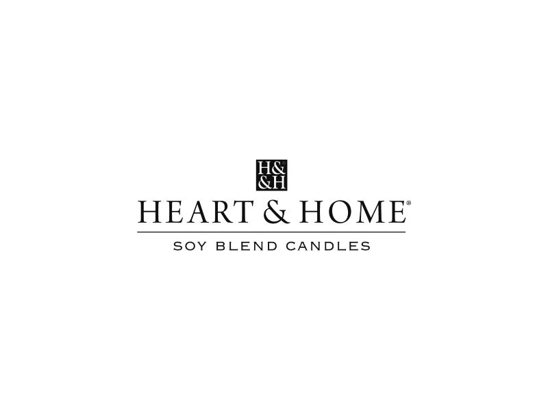 Heart & Home (Soy Blend Candles)