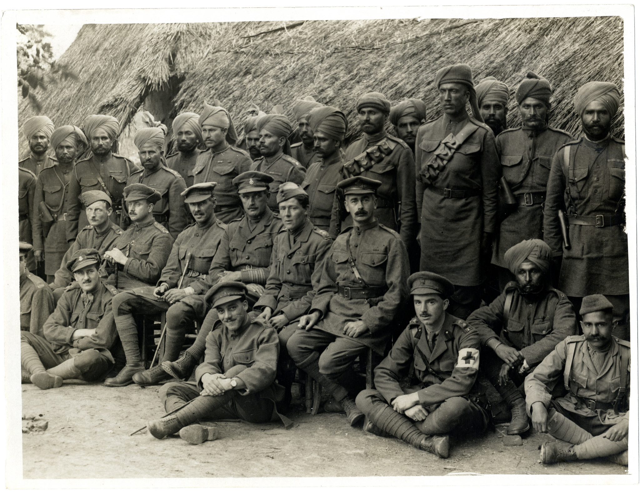 Britain S Muslim Sol Rs Of World War 1 Find A Voice In
