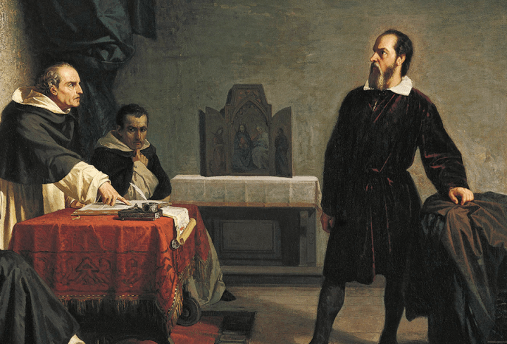 Galileo Vs The Church | All About History