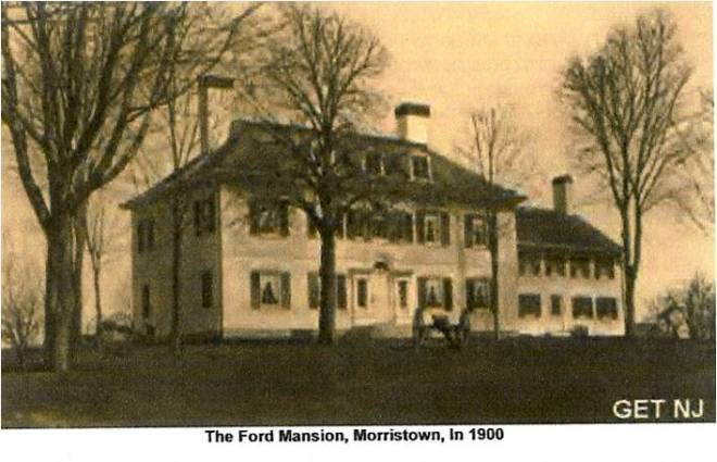 Jacob Ford Mansion, Morristown, NJ