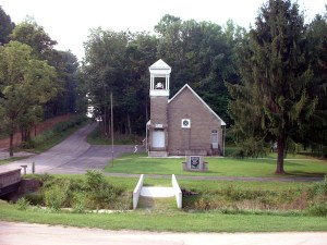 Union FWB church, Flat Rock pref. site adj