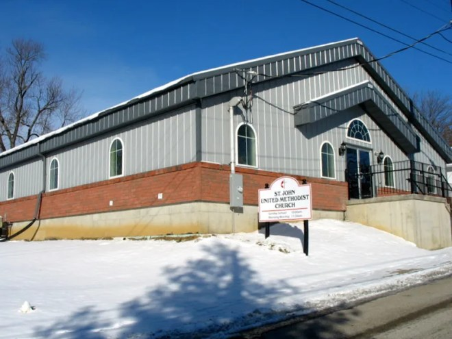 St. John's United Methodist Church