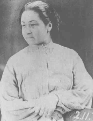 Constance Kent, prime suspect in the Road Hill murder case investigated by Whicher