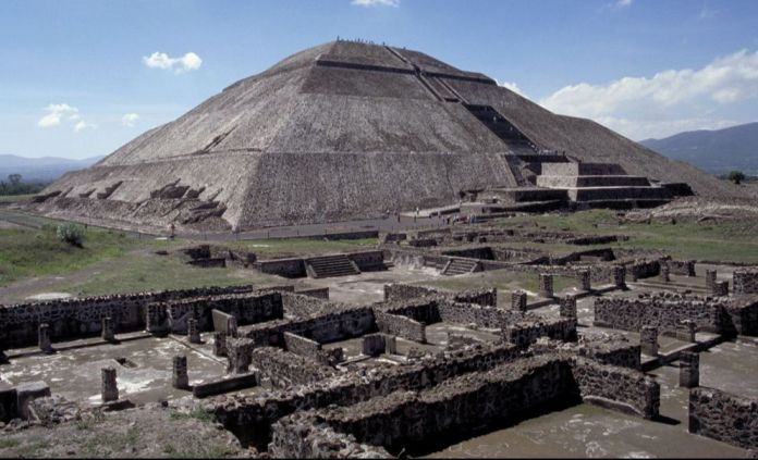 Teotihuacan - History Crunch - History Articles, Summaries, Biographies,  Resources and More