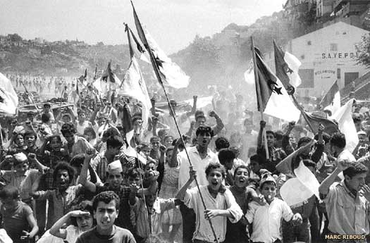 Image result for photos of algerian civil war 1954
