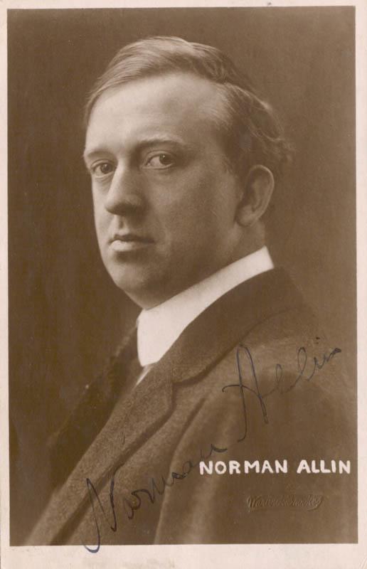 Image result for Norman Allin