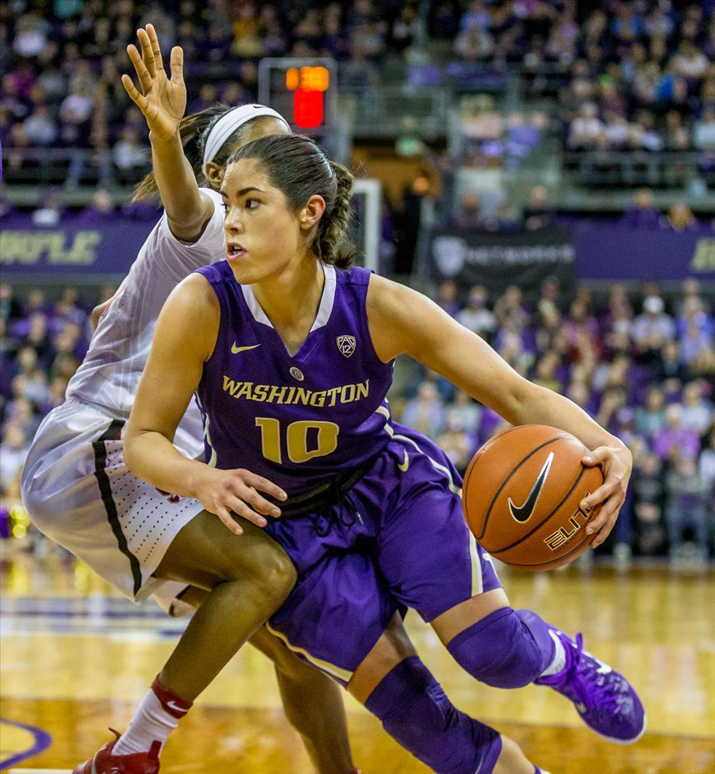 University Of Washingtons Kelsey Plum Becomes Leading