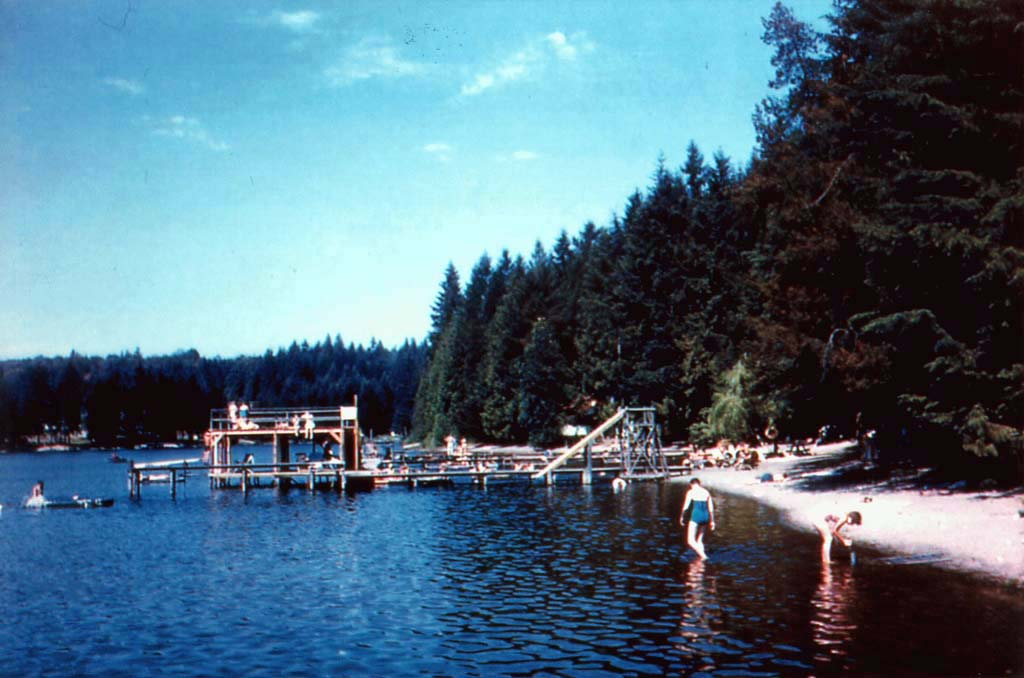 Pine Lake Resort Sammamish Plateau King County