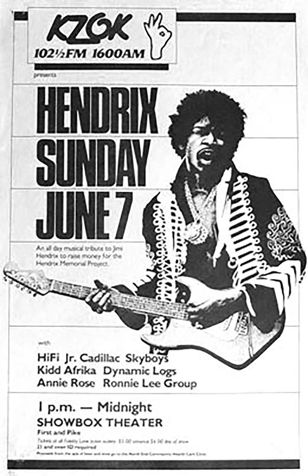 Hendrix Jimi