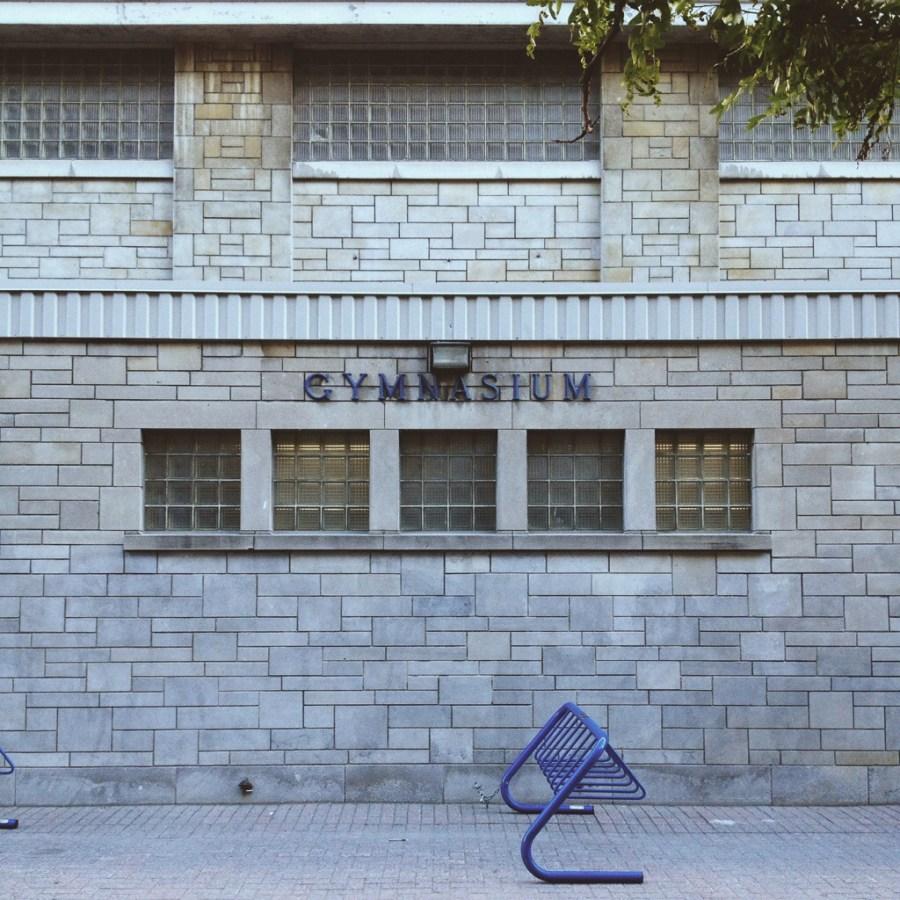 """Lisgar Collegiate's """"South Building"""" Image: June 2014."""