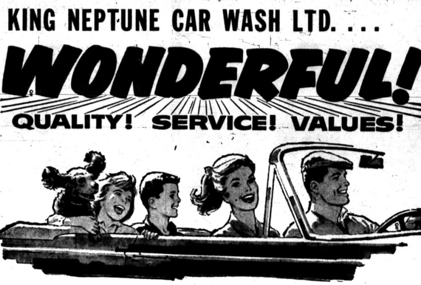 Wonderful! Source: Ottawa Journal, April 22, 1963, Page 15.