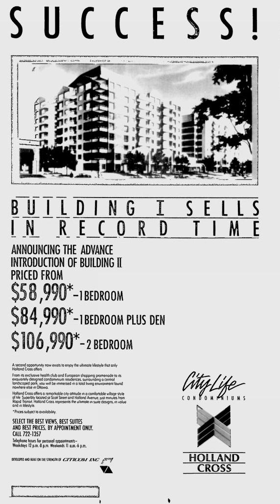 Ottawa Citizen, November 22, 1988, p. A7.
