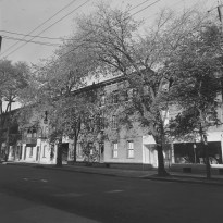 Murray Street, 1948. Image: Malak Karsh / LAC Accession 1985-070 Assignment 1150.