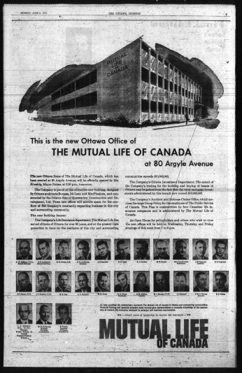 Source: Ottawa Journal, June 8, 1959, p. 9.