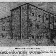 Parkway Park SS (Drury Lane). Source: Ottawa Journal, February 11, 1960, p. 31.