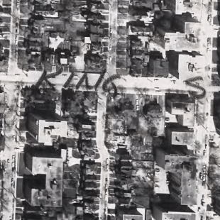 The block in 1960. Source: City of Toronto Archives, Series 12.