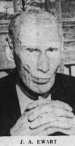 Ewart. Source: Ottawa Journal, April 22, 1964, p. 9.