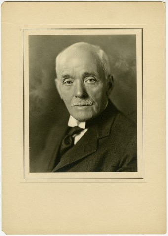 Frederick Cook. Image: Bytown Museum, P1894 a,b.