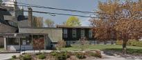 Christian Education Building, Glebe United. in 2015. Image: Google Maps.