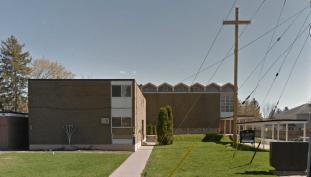St. Ignatius in Overbrook. Image: Google Maps.