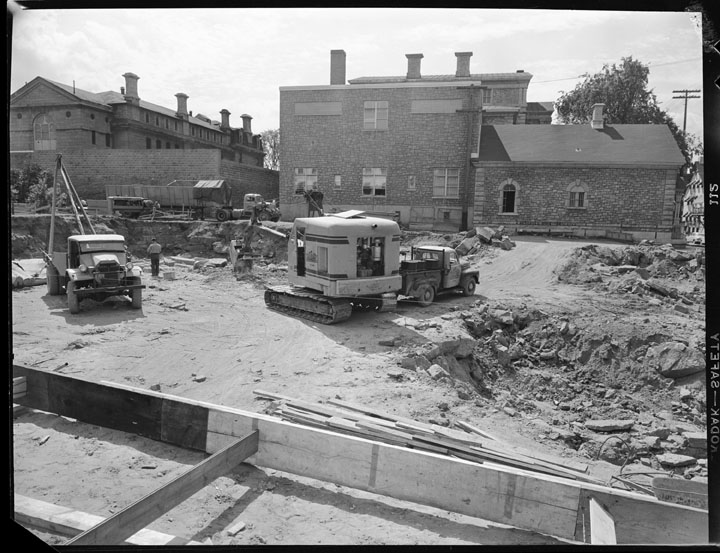 Progress. August 25, 1955. Image: City of Ottawa Archives CA033957.