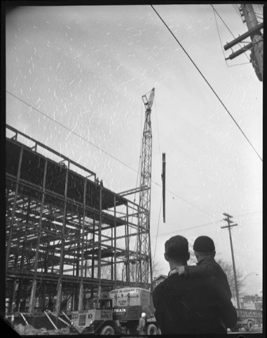 Progress. April 27, 1956. Image: City of Ottawa Archives CA038123.