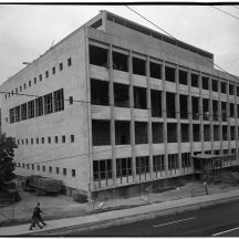 Construction continues. September 9, 1956. Image: City of Ottawa Archives CA040592.