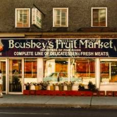 Boushey's in the early 1980s. Image: Ronald Temchuk.