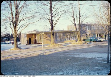 Image: City of Toronto Archives / Etobicoke Fonds (213), Etobicoke Clerk's Photographs (Series 1464), File 1, Item 14 (c. 1956).