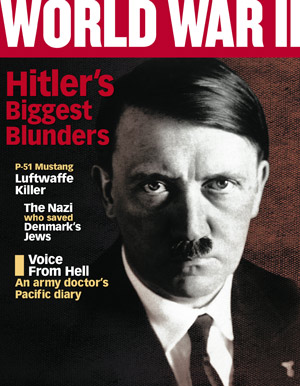 Subscribe to World War II magazine