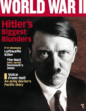 Subscribe to World War II magazine