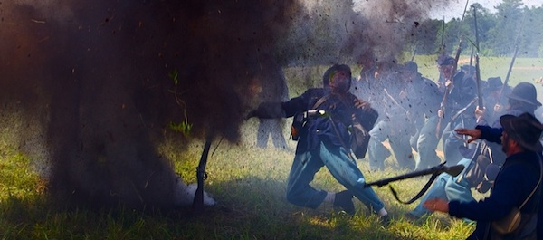 'Civil War: The Untold Story' examines the war in the Western Theater. Photo by Justin Koehler