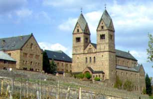 Abbey of Saint Hildegard, Eibingen