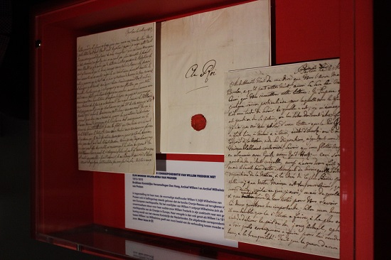 Letters from Wilhelmina of Prussia