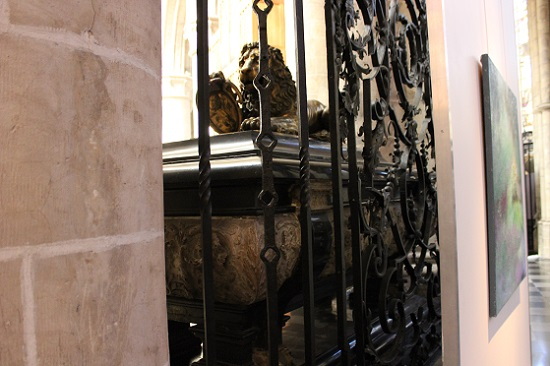 Tomb of Margaret of England and John II, Duke of Brabant