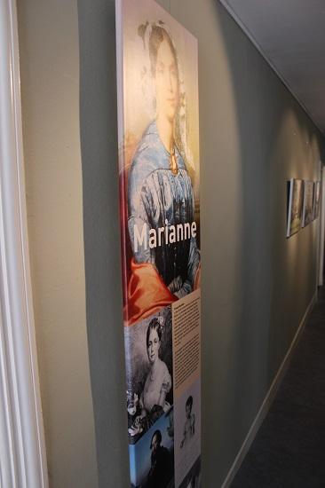 Princess Marianne Room in the City Museum Voorburg