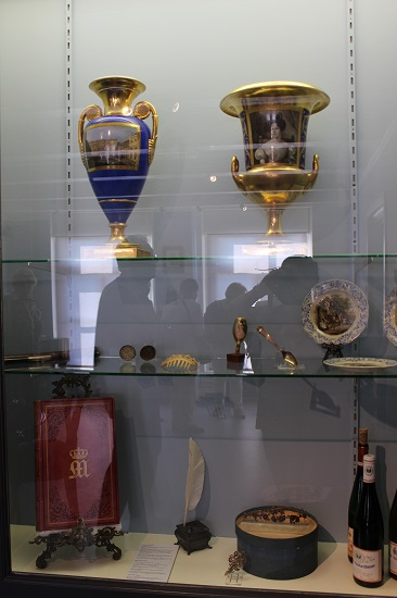 Items belonging to Princess Marianne