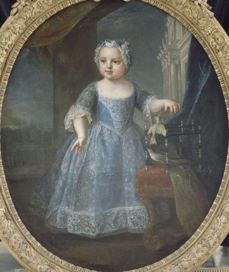 Madame_Troisième,_Marie_Louise_de_France,_(1728-1733)