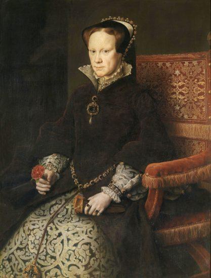 1554 by Antonius Moro