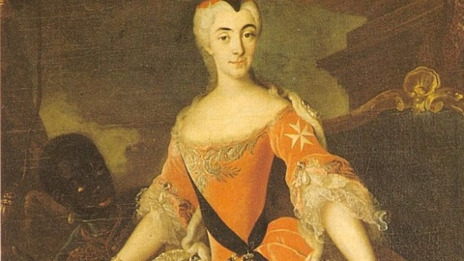 Princess Marie Auguste of Thurn and Taxis