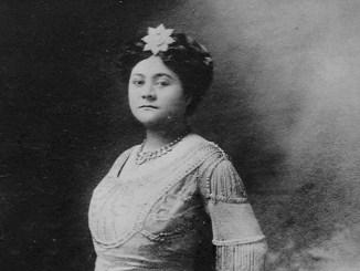Elizabeth Kahanu Kalanianaʻole