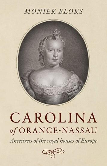 carolina of orange nassau