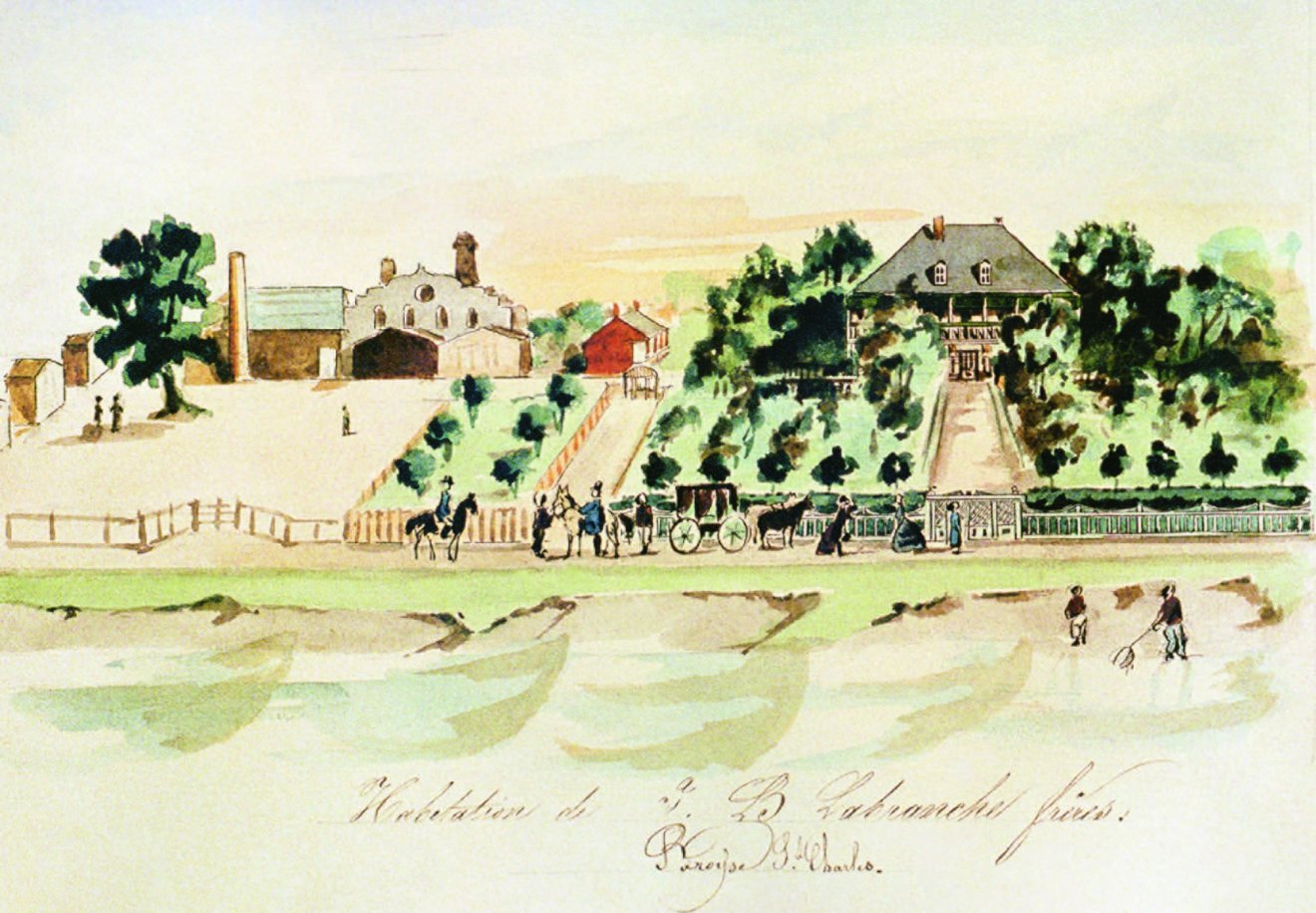 Estate of Jean Baptist LaBranche