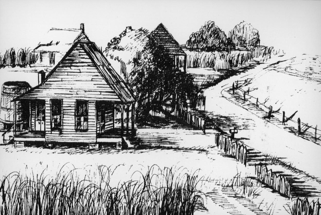Creole Houses